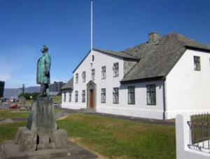 Stjórnarráð Reykjavik