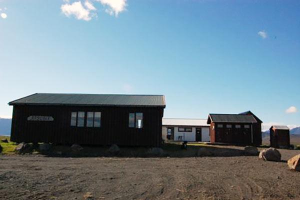 Árbúðir við Svartá
