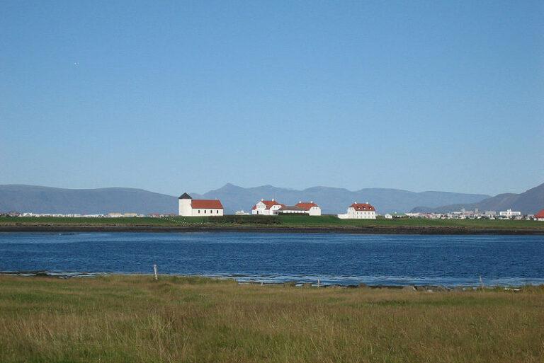 Bessastaðir á Álftanesi