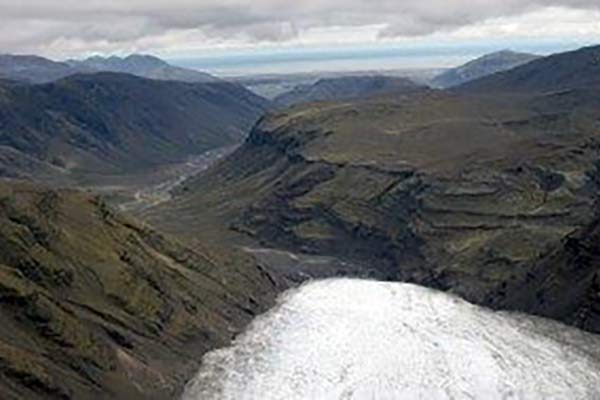 Lambatungnajökull-Skyndidalur