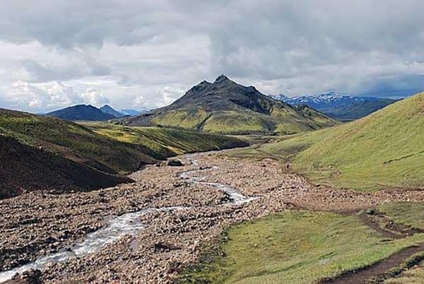 Laugavegur hiking