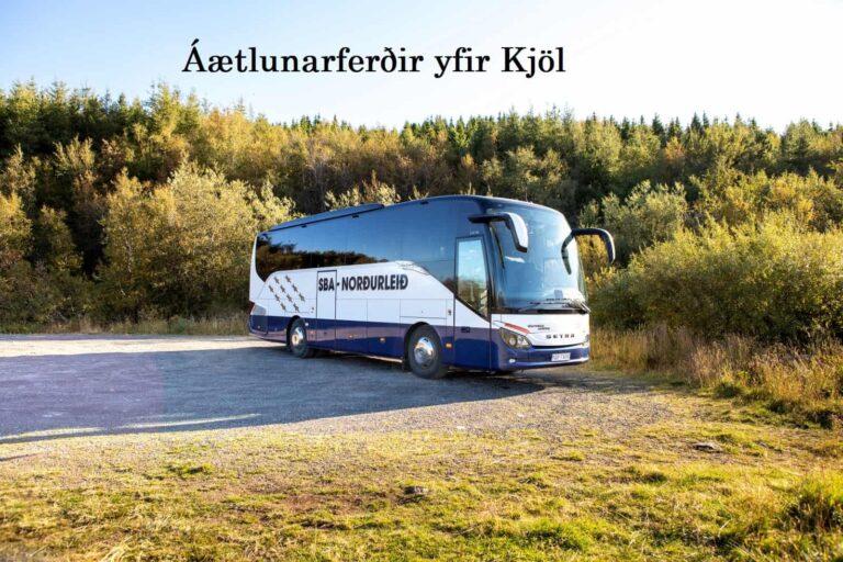 Kjölur SBA-Norðurleið
