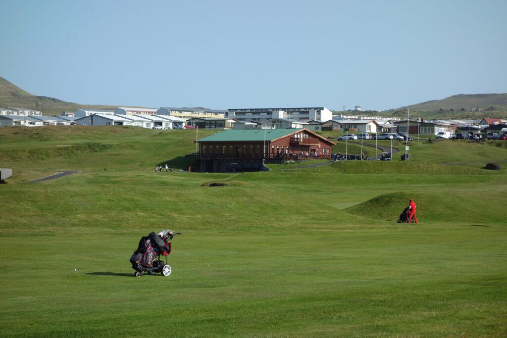 Golf Vestmannaeyjar
