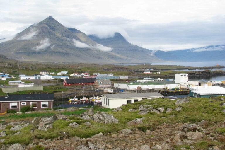 Búlandstindur við Djúpavog