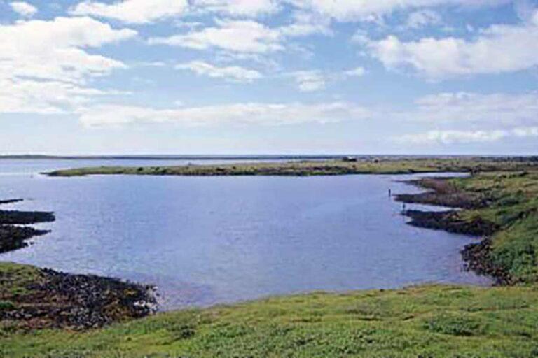 Hliðarvatn Selvogi