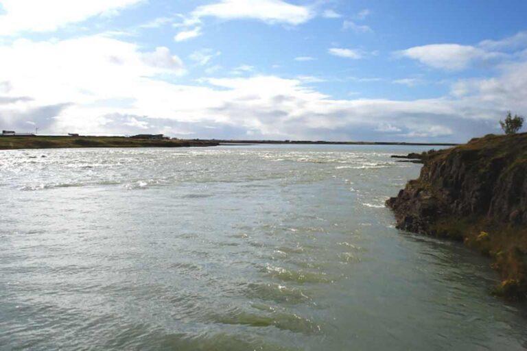 Ölfusá Jarðfræði Íslands