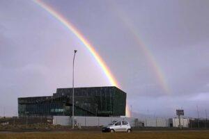 Harpan í Reykjavík