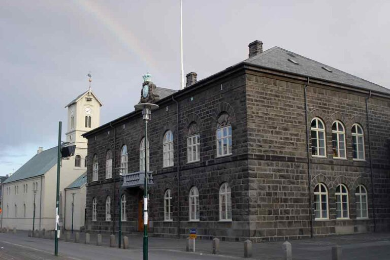 Alþingishúsið