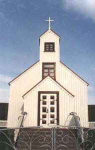 staðarkirkja reykjanesi